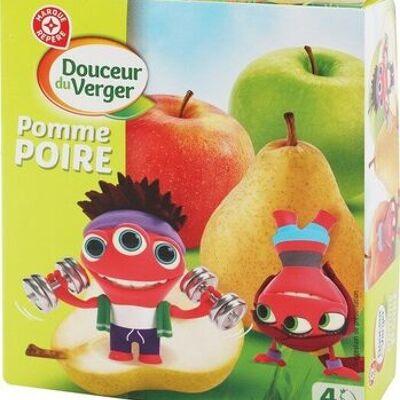 Spécialité pomme poire gourde (Douceur du verger)