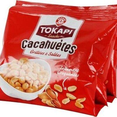 Cacahuètes grillées et salées (Tokapi)