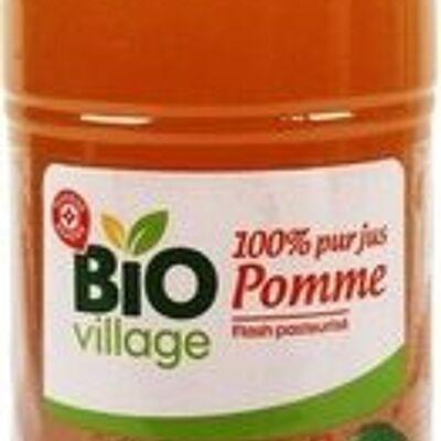 Pur jus de pommes - brique (Bio village)