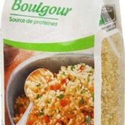 Boulgour bio (Bio village)