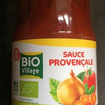 Sauce provençale (Bio village)