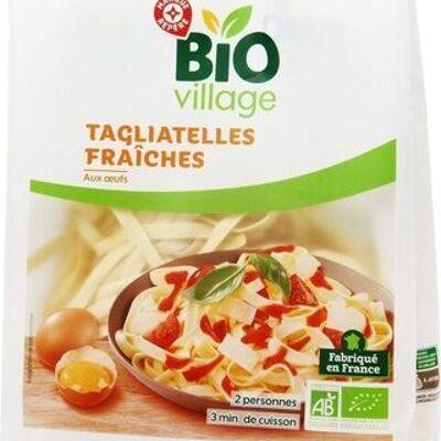 Tagliatelles bio (Bio village)