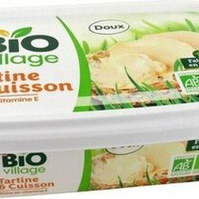 Matière grasse végétale bio 58 % mat. gr. (Bio village)