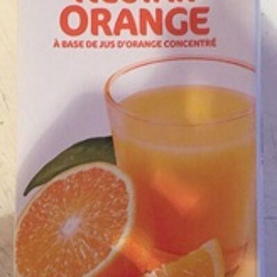 Nectar d'orange bio (Bio village)
