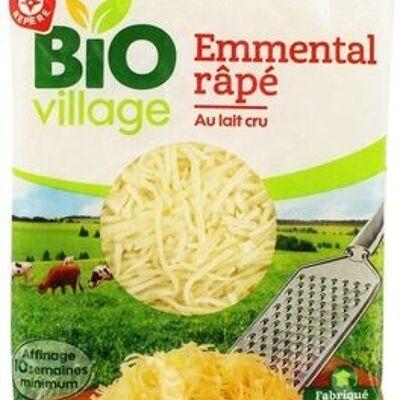 Emmental râpé bio 29 % mat. gr. (Bio village)