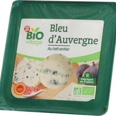 Bleu d'auvergne bio 29% mat. gr. a.o.p. (Bio village)