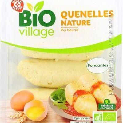 Quenelles nature bio (Bio village)