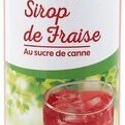 Sirop fraise bio bidon (Bio village)