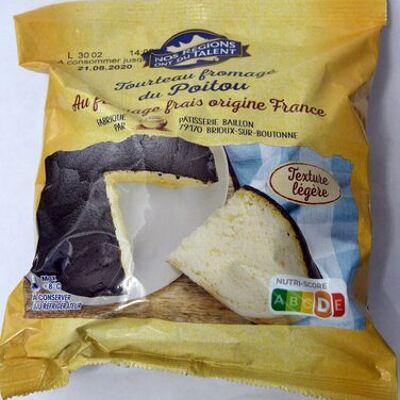 Tourteau fromagé du poitou (Nos régions ont du talent)