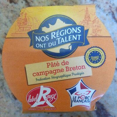 Pâté de campagne breton (Nos régions ont du talent)