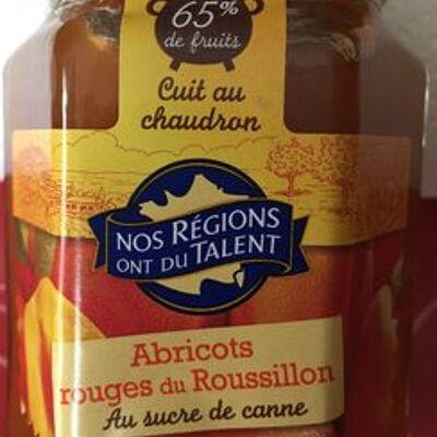 Abricots rouges du roussillon (Nos régions ont du talent)