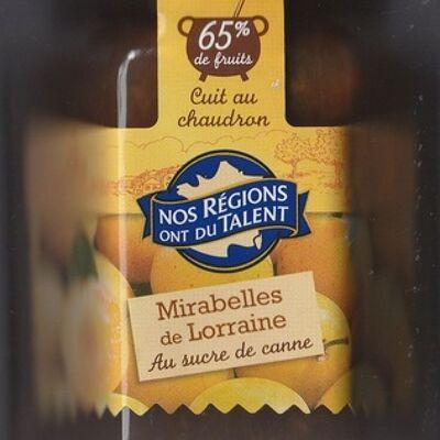 Mirabelles de lorraine (Nos régions ont du talent)