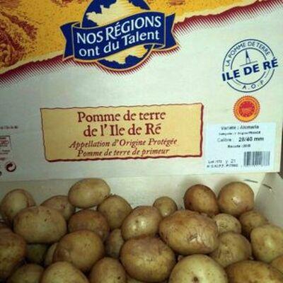 Pommes de terre ile de ré, nos régions ont du talent 1, 5kg (Nos régions ont du talent)