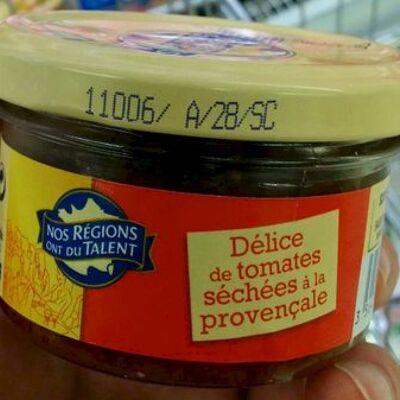 Délice de tomates séchées à la provençale (Nos regions ont du talent)