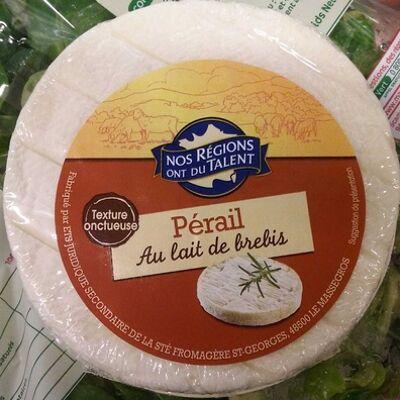 Fromage perail lait de brebis nos régions ont du talent (Nos régions ont du talent)