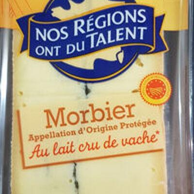 Morbier au lait cru de vache (Nos régions ont du talent)