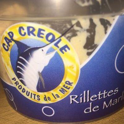Rillette de marlin (Cap créole)