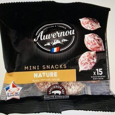 Mini saucisson sec pur porc (Auvernou)