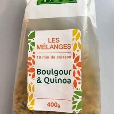 Mélange boulgour & quinoa (Grain de frais)