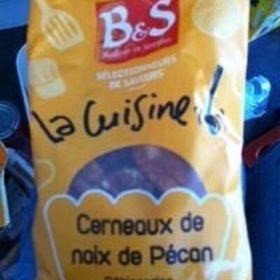 Cerneaux de noix de pécan (B&s)