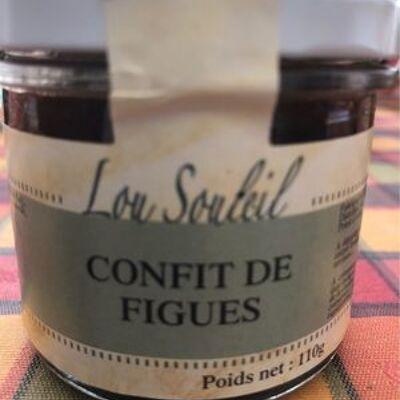 Confit de figues (Lou souleil)