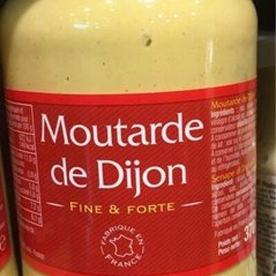 Moutarde de dijon fine & forte (Sans marque)
