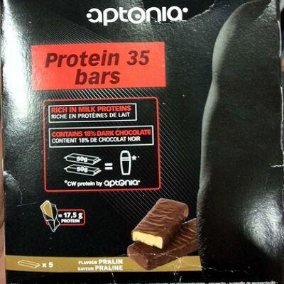 Protein 35 bars (Aptonia)