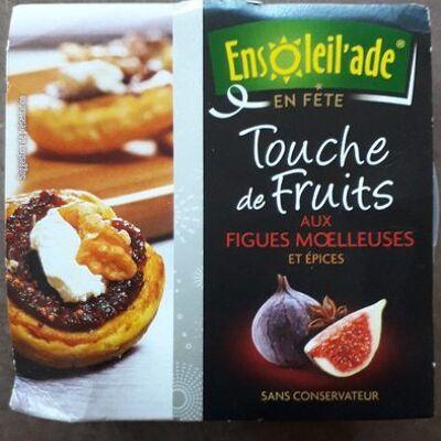 Touche de fruits aux figues moelleuses et épices (Ensoleil'ade)