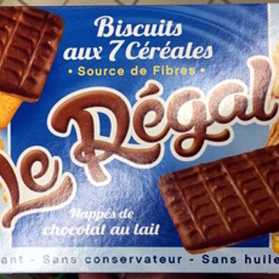 Le régal nappé de chocolat au lait (Eugene blond)