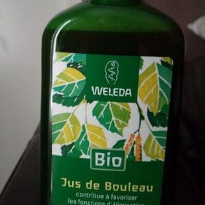 Jus de bouleau (Weleda)