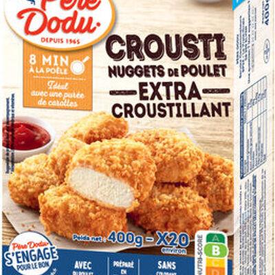 Crousti nuggets de poulet (Père dodu)