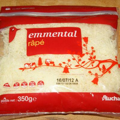 Emmental râpé (29 % mg) (L'oiseau)
