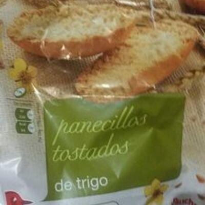 Petits pains grilles froment 1 x (Auchan)