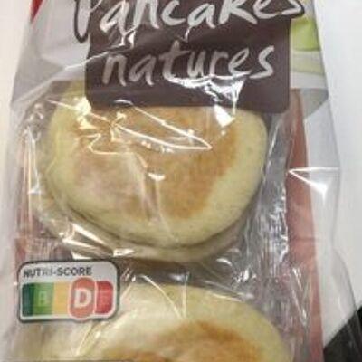 Pancakes nature (Auchan)