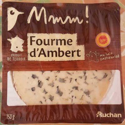 Fourme d'ambert (Auchan)