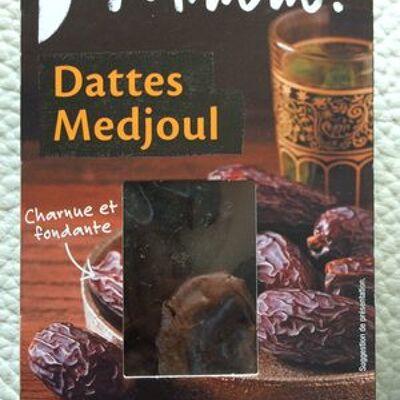 Dattes medjoul (Auchan)