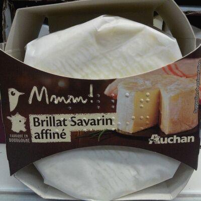 Brillat-savarin affiné igp (Auchan)