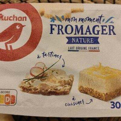 Mon moment fromager (Auchan)