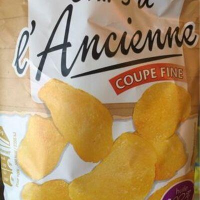 Chips à l'ancienne (Auchan)