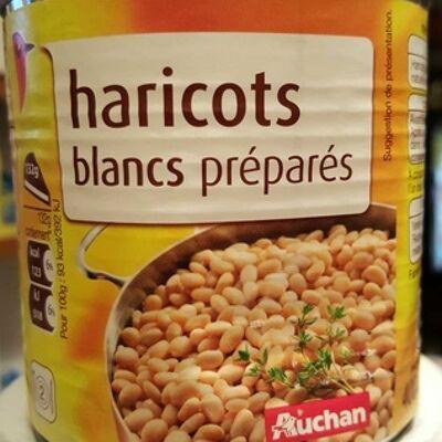 Haricots blancs (Auchan)