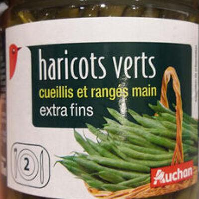 Haricots vert (Auchan)