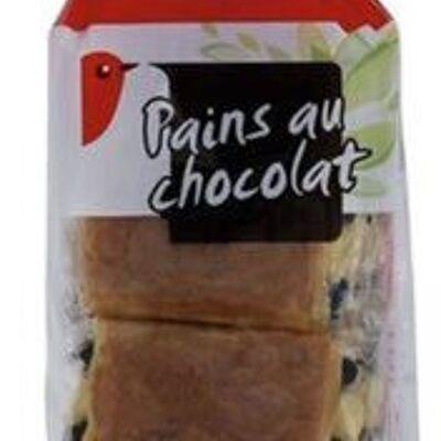 Pain au chocolat (Auchan)