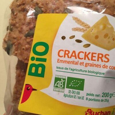 Crackers (Auchan)
