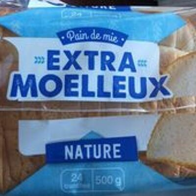 Extra moelleux nature (Auchan)