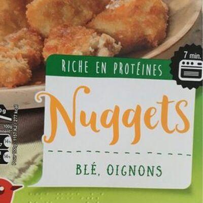 Nuggets blé oignons (Auchan)