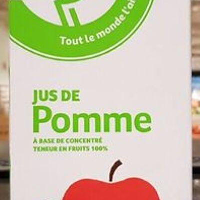 Jus de pomme pouce (Auchan)