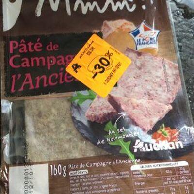 Pate de campagne (Mmm !)