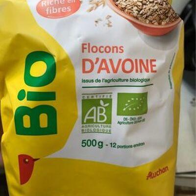 Flocon d'avoine (Auchan)