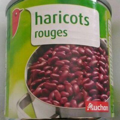 Haricots rouges (Auchan)