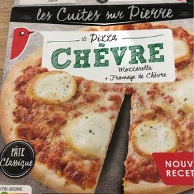 Pizza chevre (Auchan)